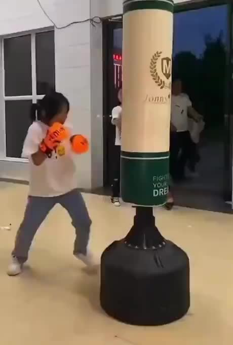 Must not mess with her gif