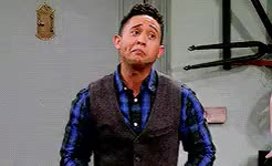 Watch a cute clark kent; GIF on Gfycat. Discover more *, *babydaddy, baby daddy, babydaddyedit, c: tucker dobbs, he's for sure the funniest character, i love tucker so much, make me choose, tahj mowry, tucker dobbs, tv: baby daddy GIFs on Gfycat