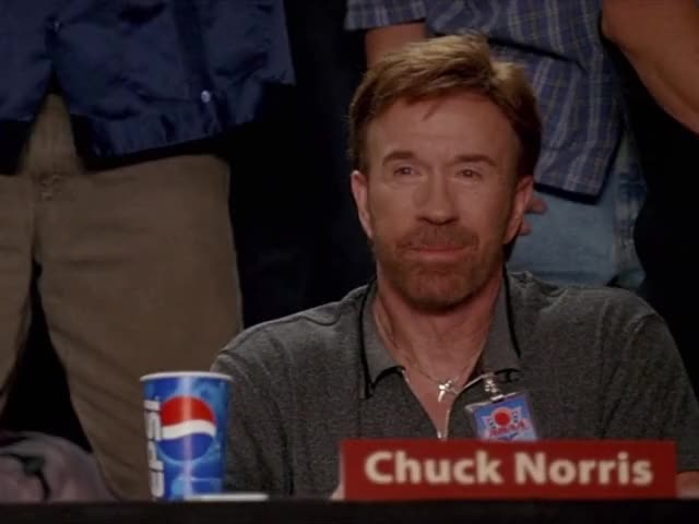 Watch and share Chuck Norris GIFs and Dodgeball GIFs by MikeyMo on Gfycat