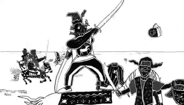 игорь растеряев казаки ермак битв�, Battle GIFs
