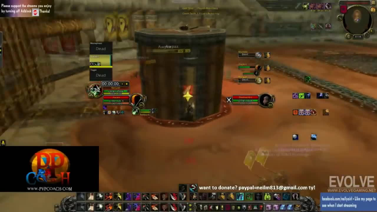 evgworld, evolve, evolvegaming, World Of Warcraft: Neilyo 20 GIFs
