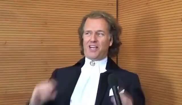 Watch Andre rieu GIF on Gfycat. Discover more Andre, Rieu GIFs on Gfycat