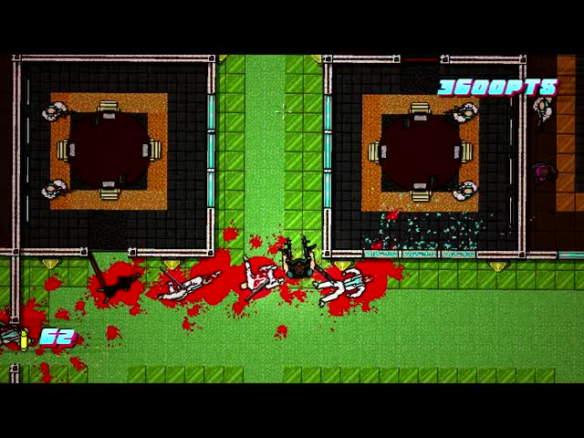 Watch and share [Hotline Miami 2: Wrong Number] Just Walking Down The Hall... (reddit) GIFs on Gfycat