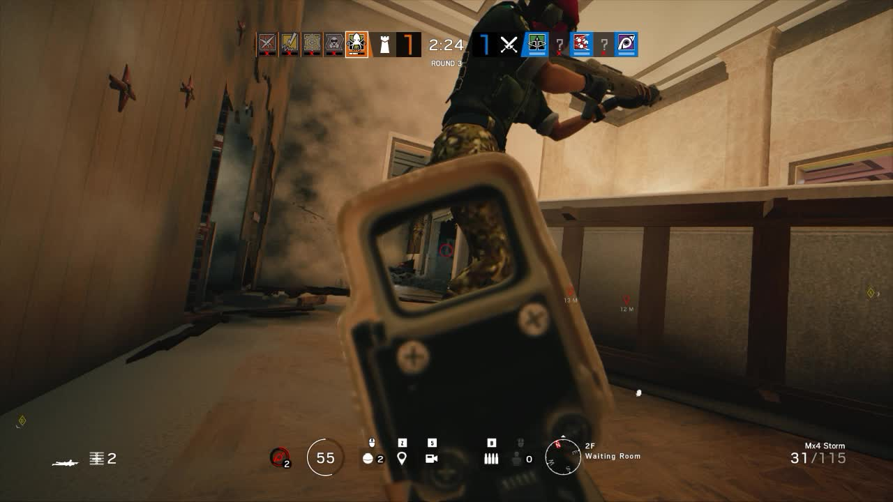 Tom Clancy's Rainbow Six Siege Bait GIFs