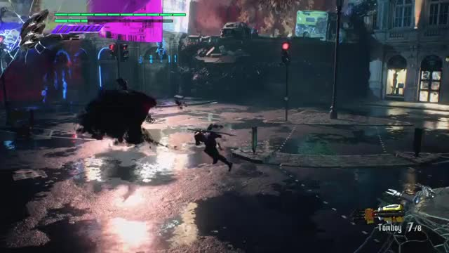 Watch and share Devil May Cry 5 GIFs and Playstation 4 GIFs by rad_dude124 on Gfycat