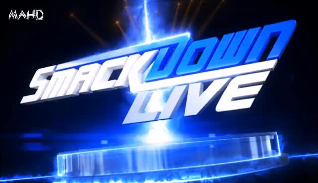 "Watch and share WWE SmackDown Live Official Theme Song (2016) - ""Take A Chance"" By CFO$ GIFs on Gfycat"