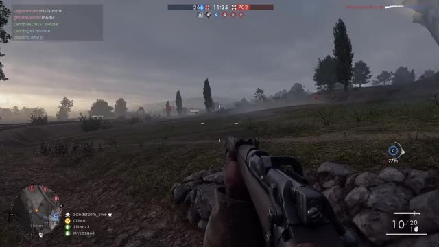 Watch Close one GIF by @clibbb on Gfycat. Discover more battlefield1, battlefield_one GIFs on Gfycat