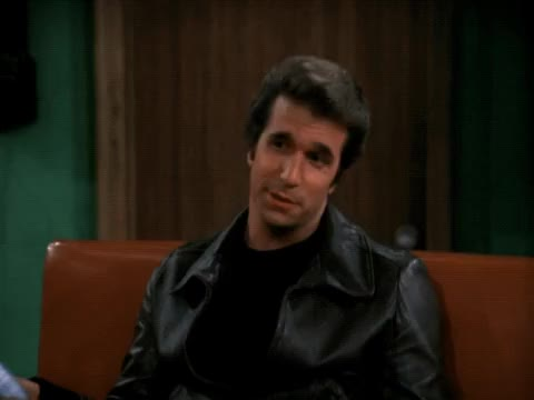 Watch this fonzie GIF by MikeyMo (@mikeymo) on Gfycat. Discover more finger, fonzie, happy days, henry winkler, snap GIFs on Gfycat