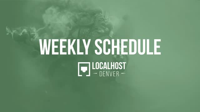 Watch and share LH-Denver-Weekly-Schedule-August-19 GIFs on Gfycat