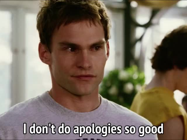 Watch this american pie GIF by MikeyMo (@mikeymo) on Gfycat. Discover more American Pie, American Wedding, apologize, celebs, seann william scott GIFs on Gfycat