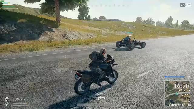 Watch and share Motorbike Wins This Round GIFs on Gfycat