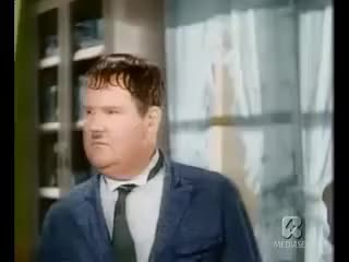 Watch and share Oliver Hardy GIFs on Gfycat
