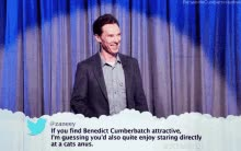 Watch Benedict Benedict Cumberbatch GIF on Gfycat. Discover more related GIFs on Gfycat