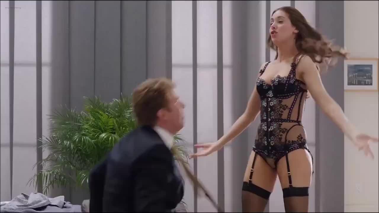 Ass Alison Brie