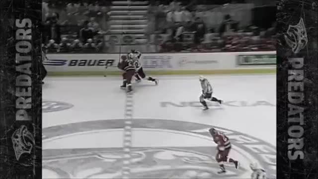 Watch Classic gif: Tom Fitzgerald slides down the length of Preds bench after a big hit (reddit) GIF on Gfycat. Discover more SlyGifs, hockey GIFs on Gfycat