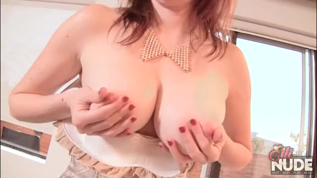 Watch and share Perking Up My Little Pink Nipples For Kisses GIFs by Elli from ElliNude on Gfycat