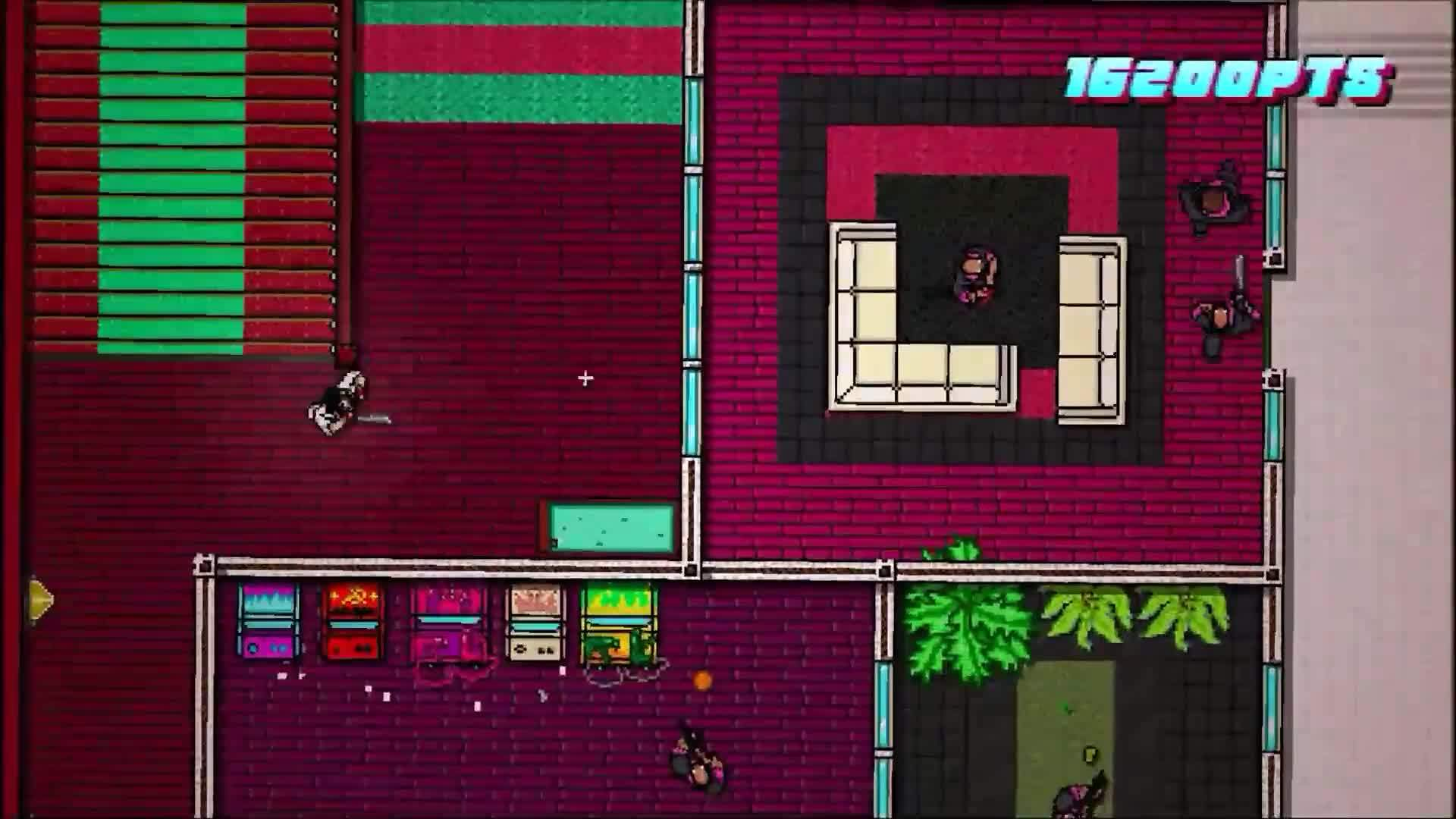 gaming, hotlinemiami, dog please GIFs