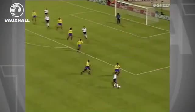 Watch and share René Higuita Scorpion Kick | From The Archive GIFs on Gfycat