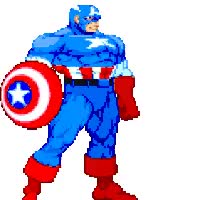 Watch and share Captain America GIFs by James Graves on Gfycat