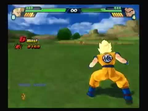 Watch and share Meteor Smash GIFs and Son Goku GIFs by Sir Arani on Gfycat