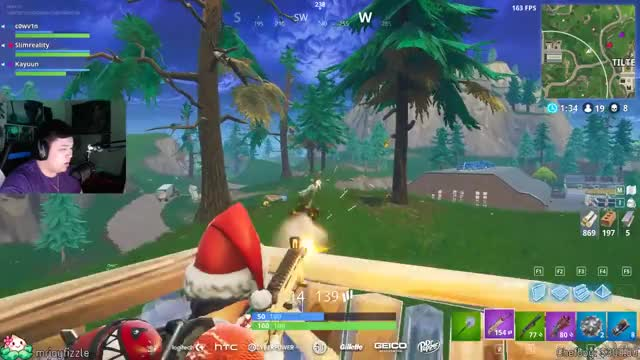 aimbotcalvin - Insane Impulse Jump Quadrakill