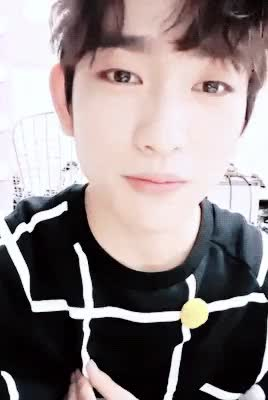 Watch and share Park Jinyoung GIFs and Bbhyunedits GIFs on Gfycat