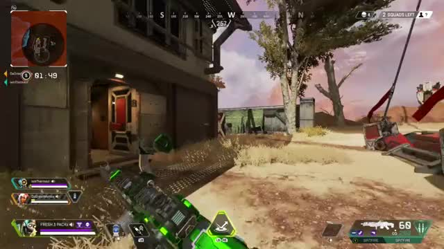 Watch 2 games 2 wins. 1 three story flank GIF by Xbox DVR (@xboxdvr) on Gfycat. Discover more ApexLegends, FRESH 3 PACKs, xbox, xbox dvr, xbox one GIFs on Gfycat