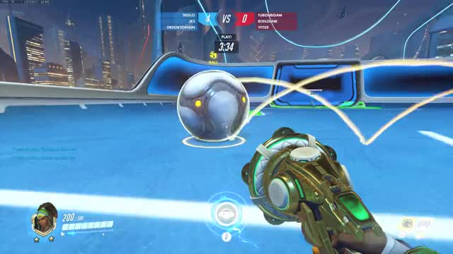 Watch and share Lucio Ball GIFs and Overwatch GIFs by Treelo on Gfycat