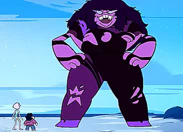 Watch and share Steven Universe GIFs and Rainbow Quartz GIFs on Gfycat