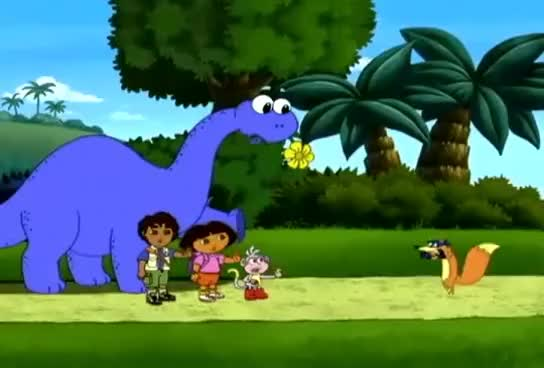 Watch and share Dora La Exploradora - Zorro No Te La Lleves!!!! :/ GIFs on Gfycat