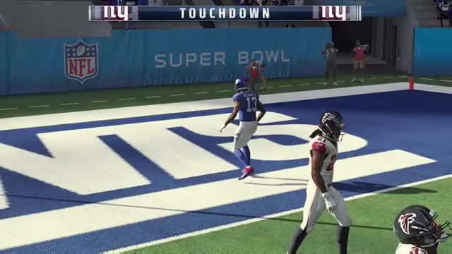 Watch this GIF by Xbox DVR (@xboxdvr) on Gfycat. Discover more MaddenNFL18, simdog679, xbox, xbox dvr, xbox one GIFs on Gfycat