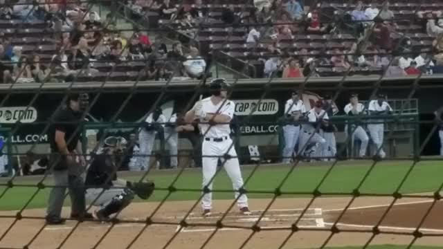 Watch and share Lake Elsinore Storm GIFs and Michael Gettys GIFs by patrickbrewer93 on Gfycat