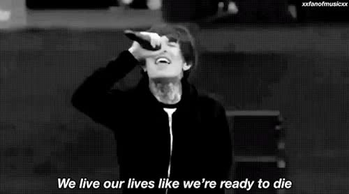 Watch and share Bmth Lyrics GIFs on Gfycat