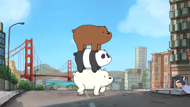 Watch We Bare Bears - Intro GIF by @dashaquavius on Gfycat. Discover more we bare bears, we bare bears - intro, we bare bears opening GIFs on Gfycat