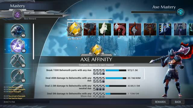 Watch and share Axe Mastery GIFs by Aer on Gfycat