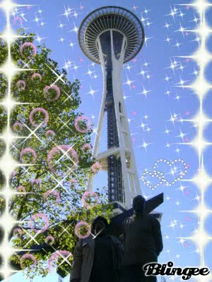 Watch and share Seattle Space Needle GIFs on Gfycat