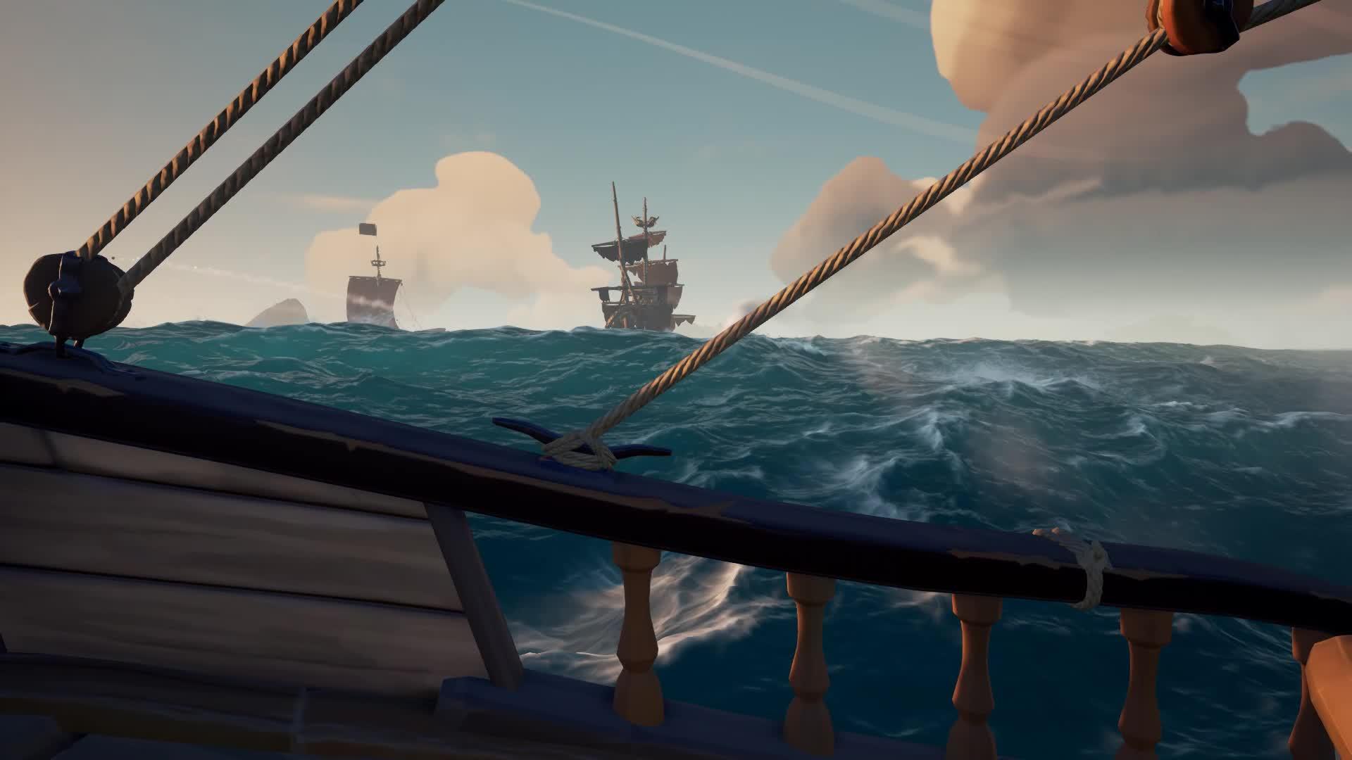 seaofthieves, Sea of Thieves 2018.08.01 - 00.57.42.06.DVR GIFs
