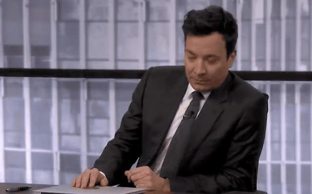 Watch this angry GIF by GIF Queen (@ioanna) on Gfycat. Discover more 50, angry, annoyed, annoying, fallon, grey, jimmy, lib, mad, of, pissed, sexy, shades, show, stood, theater, tonight, up, wait, waiting GIFs on Gfycat