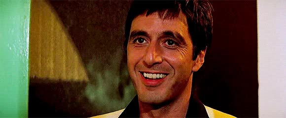 Watch this al pacino GIF on Gfycat. Discover more al pacino, movies, scarface GIFs on Gfycat