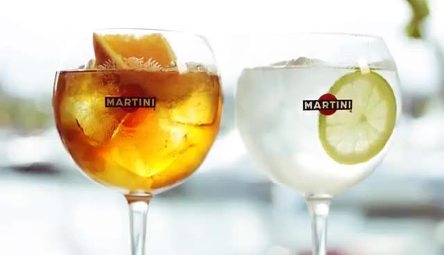 Watch and share The Perfect Summer Drink? | Martini & Tonic | Jamie Oliver GIFs on Gfycat