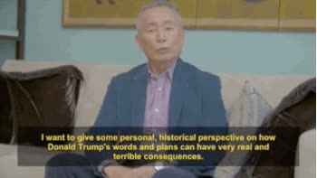 george takei, Perspective GIFs