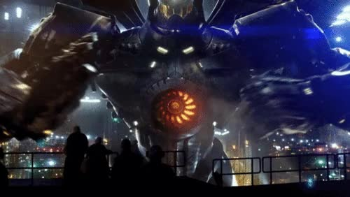 Watch and share Pacific Rim GIFs and Punch GIFs on Gfycat