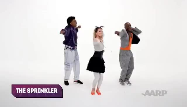 Watch and share Your Favorite 80's Dances | AARP | AARP The Magazine GIFs on Gfycat