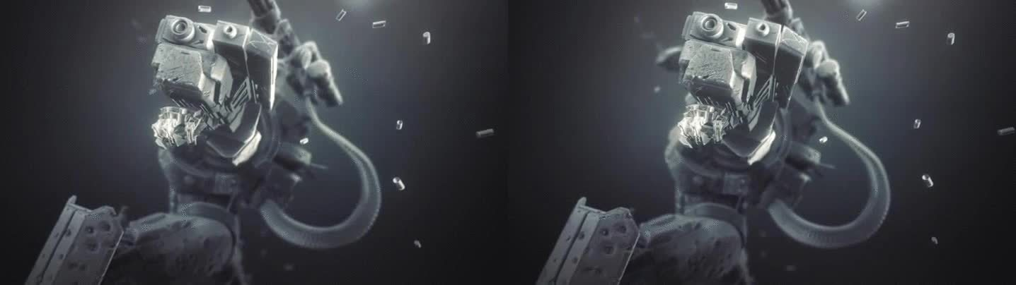 crossview, 3D War Machine GIFs