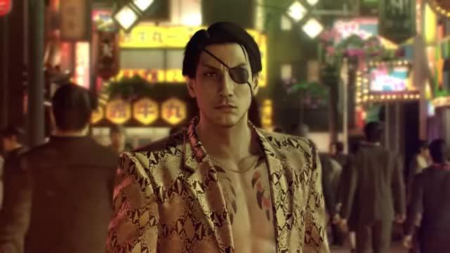 Watch KIRYU-CHAN! GIF by SupiDupi (@supidupi) on Gfycat. Discover more Gaming, Ian Anderson, kiryu chan, majima, majima kiryu chan, yakuza 0 GIFs on Gfycat