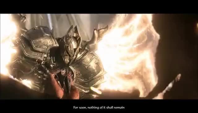 Diablo 3 Imperius Vs III DiabloIII Battle High Heaven