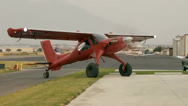 Watch Nice parking GIF on Gfycat. Discover more DRACO, Kitfox, airplane, aviation, bush plane, flight vlog, kitfox aircraft, trent palmer, wilga 2000, wilga 2000 draco GIFs on Gfycat