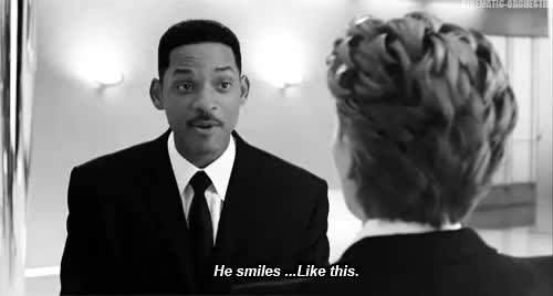 Watch and share Men In Black GIFs and Will Smith GIFs on Gfycat