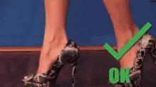 Watch Heel-toe Not Toe-heel GIF on Gfycat. Discover more related GIFs on Gfycat