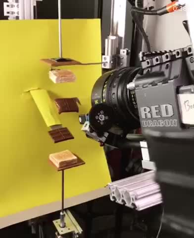 Watch and share Behind The Scenes Of A S'mores Commercial GIFs on Gfycat
